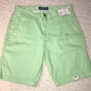 Arizona Jean Shorts Flex Classic Mint Green 31